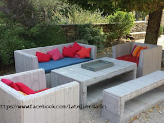 l'atelier d'adri Garden Furniture