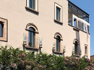 AD - Diego Dalla Palma, RESIDENZA PRIVATA TAORMINA Case moderne di DAVIDE GRASSO Architetto Moderno