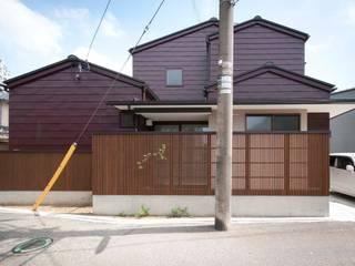 Houses by 家山真建築研究室 Makoto Ieyama Architect Office, Scandinavian