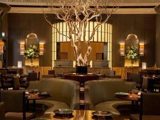 Fera at Claridge's Restaurant Lighting Design Ruang Makan Klasik Oleh Lighting Design International Klasik