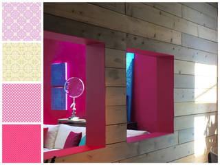 MARIANGEL COGHLAN Walls & flooringWall & floor coverings Wood Multicolored