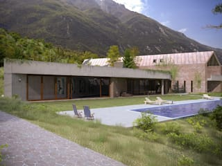 ArtЁmenko residence: Дома в . Автор – Didenkül+Partners,