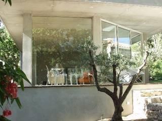EXTENSION CONTEMPORAINE Maisons modernes par Valérie GARNIER Architecture Moderne
