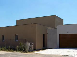 Maisons jumelées Maisons modernes par Valérie GARNIER Architecture Moderne