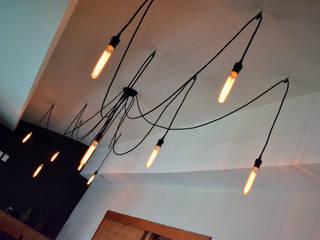 Proyecto de Iluminación. de Habanero Mobiliario Industrial