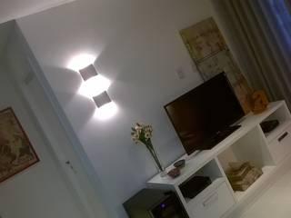Modern Living Room by Fabio Pantaleão Arquitetura+Interiores Modern
