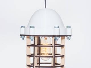 Printlamp:   door Weller Design, Industrieel