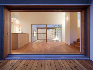Phòng khách theo 松原建築計画 / Matsubara Architect Design Office, Hiện đại