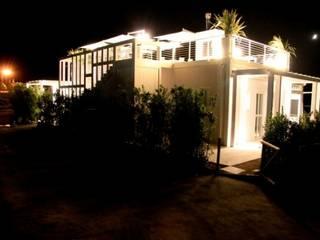 Projekty,  Domy zaprojektowane przez Asso Strutture srl