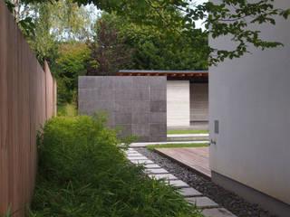 Gartengestaltung Wien 1140: minimalistischer Garten von Peter Balogh | Architekt