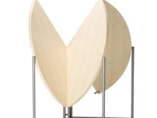 Klapptisch F2: modern  von Nils Frederking,Modern