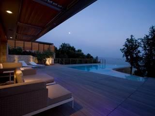 M A+D Menzo Architettura+Design Casas mediterráneas