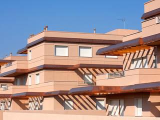 M A+D Menzo Architettura+Design Casas modernas