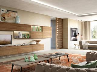 Nespoli 3d WohnzimmerAufbewahrung