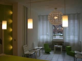 Wartebereich:  Praxen von Ralf Kleynewegen Interieur Design