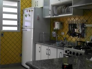 reforma de cozinha de 2d arquitetura decoração e design