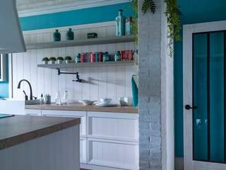 MARIANGEL COGHLAN Modern style kitchen