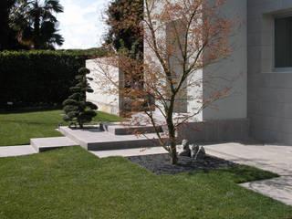 Un giardino a Padova. di ESTERNIDAUTORE