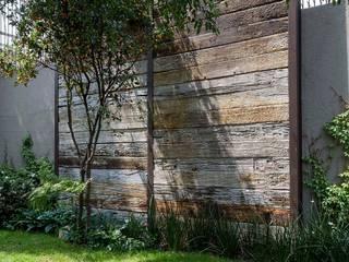 Jardines de estilo rústico por MARIANGEL COGHLAN