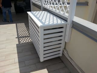 RicreArt - Italmaxitetto Balconies, verandas & terraces Accessories & decoration