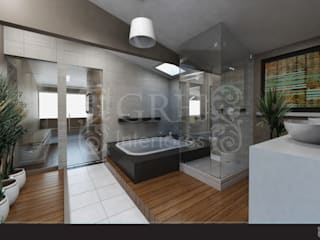 Classic style bathroom by GRH Interiores Classic