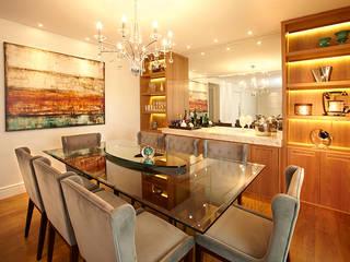 JULIANA MUCHON ARQUITETURA E INTERIORES Yemek OdasıAksesuarlar & Dekorasyon