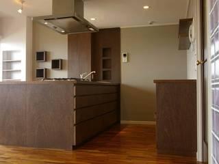 マンションリフォーム 千葉(千葉 習志野): Style is Still Living ,inc.が手掛けたキッチンです。