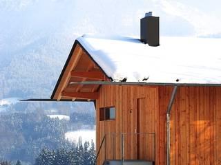 samerberg wohnhaus:  Häuser von krieger architekten bda