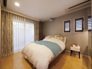 スタイル イズ スティル リビング ショールーム: Style is Still Living ,inc.が手掛けた寝室です。