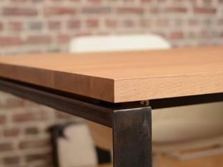 M1 Tisch: modern  von MOKI handmade interior,Modern