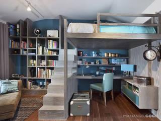 Modern nursery/kids room by MARIANGEL COGHLAN Modern