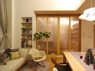 Wanも楽しいリフォーム: Style is Still Living ,inc.が手掛けた和室です。