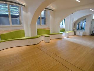 Bambus Landhausdiele Moderne Veranstaltungsorte von Bambus Komfort Parkett Modern