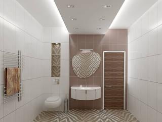 ООО 'Студио-ТА' Industrial style bathrooms