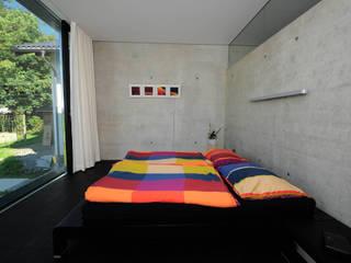 ห้องนอน by schroetter-lenzi Architekten