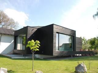 Case moderne di schroetter-lenzi Architekten Moderno