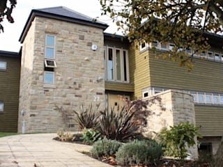 Wharfe Bank, Private House Rumah Gaya Eklektik Oleh Wildblood Macdonald Eklektik