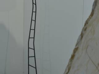 une ile ;vue génerale:  de style  par Sonia Rinaldi