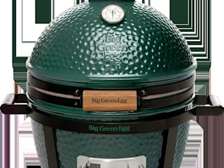 Barbecue Big Green Egg par HABIAGUE Éclectique