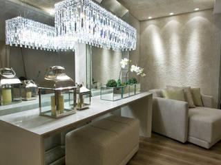 Rolim de Moura Arquitetura e Interiores Modern style bedroom