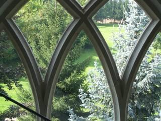 Priesterseminar im Kloster Klassische Fenster & Türen von waldorfplan architekten Klassisch