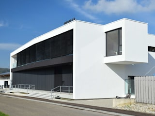 Modern houses by Hieber AG Modern