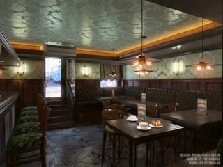 Бар на Лиговском, 233: Столовые комнаты в . Автор – ART-INTERNO,