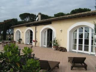 Rumah Klasik Oleh Fabio Arani Klasik