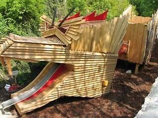 Spieldrache Schallaburg von Arch. Vesna Urlicic