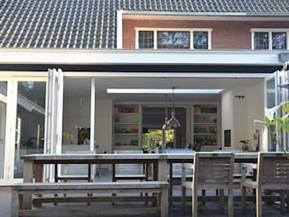 Modern houses by Boks architectuur Modern