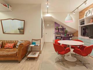 Amis Arquitetura e Decoração Eclectic style dining room