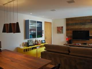 Comedores de estilo  por Amis Arquitetura & Design,