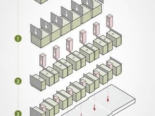modern  von Nau Architetti, Modern