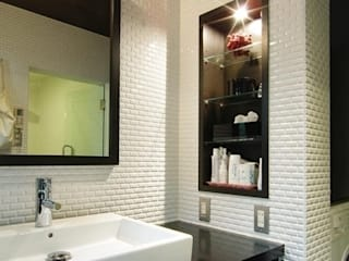 Style is Still Living ,inc. Eclectic style bathrooms